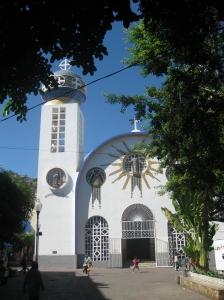 Church at the Zocolo