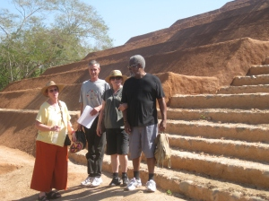 KO,Scott,Silvia,Will at the bottom of the pyramid