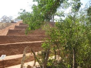 Pyramid at La Chole
