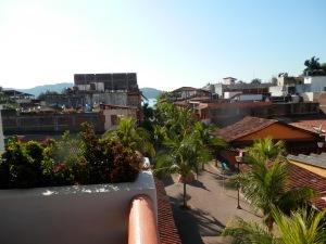 Balcony view towards Bay