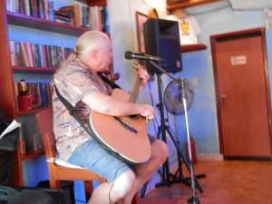 Allen Alto at the Flop House Bar