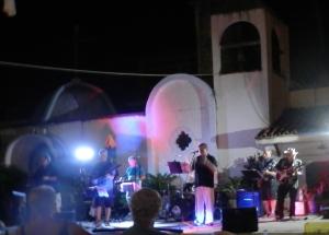 M-Dock Band at El Pueblito