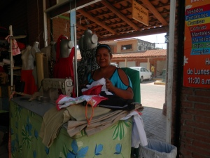 One of the seamstresses