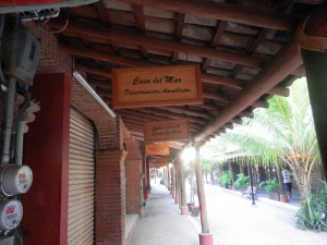 Casa del Mar where we call home in Zihuatanejo