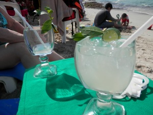 Beautiful margaritas