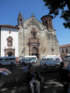 originally a church, now cultural center