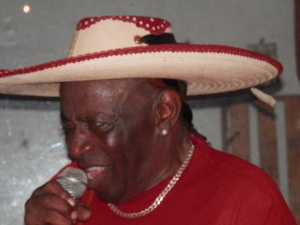 The great Jimi Mamou