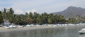 Favorite view of Zihuatanejo