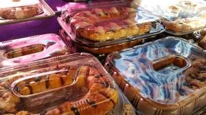 Rosca Cakes