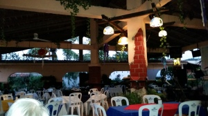 No se la digas a nadie formerly El Pueblo to is a beautiful venue for concerts