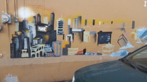 Another wall mural