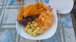 Wednesday morning breakfast for two