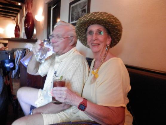 The Senor and Kathleen