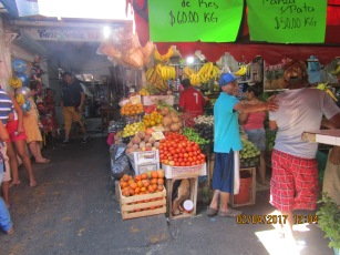 Another fruit stall